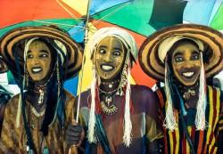 Wodaabe Charm Dancers, Niger