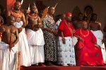 The Oba of Benin & His Court, Benin, Nigeria
