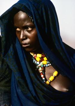 Afar Woman, Danakil Desert, Ethiopia