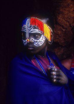 Maasai Girl, Kenya, Ethiopia
