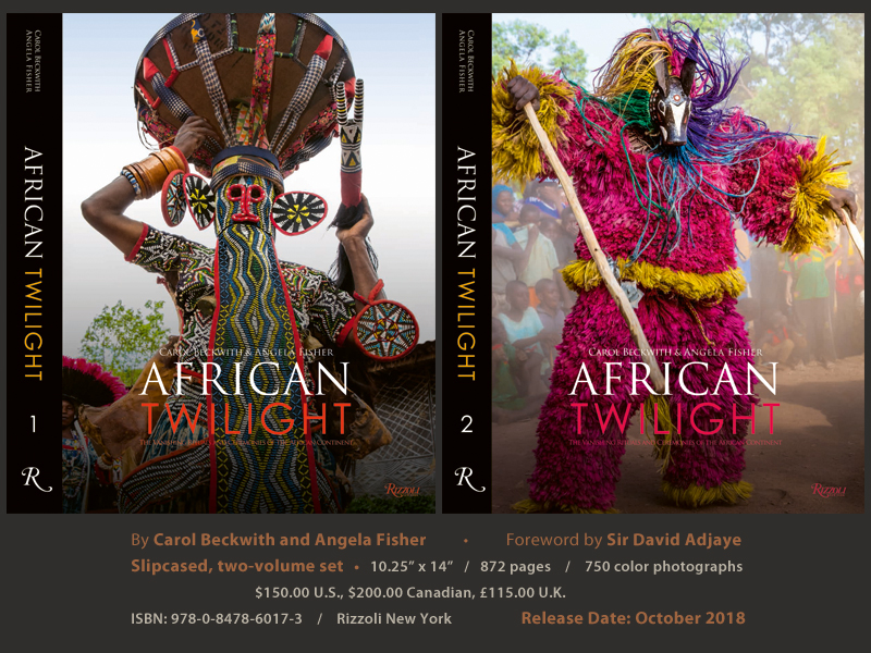 AFRICAN TWILIGHT - Book Launch